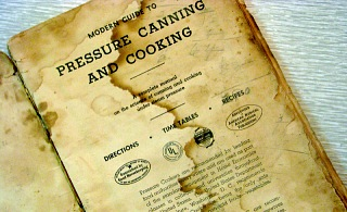 pressure canning and cooking